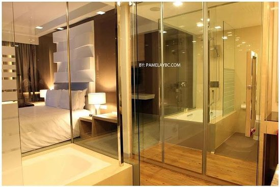 Hotel Armada Petaling Jaya:                                     The washroom