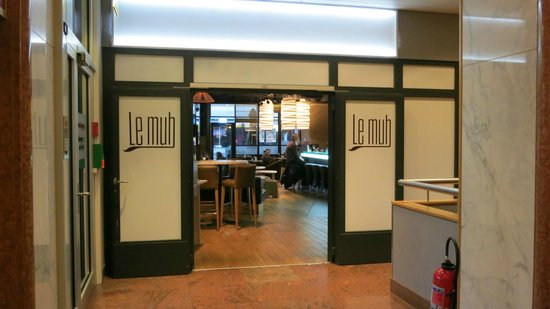 Swissotel Zurich:                   Restaurants                 