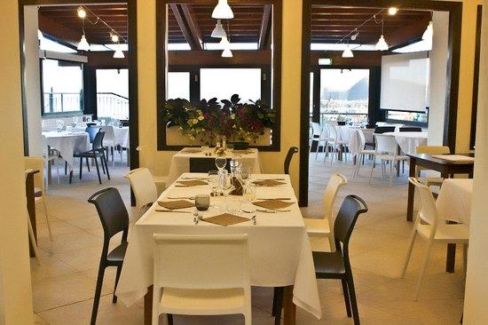 Hotel Belvedere : Il ristorante