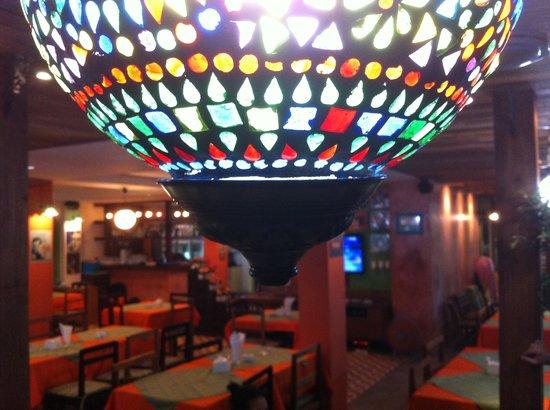 Ristorante Pizzeria Zafferano : Ristorante di sera