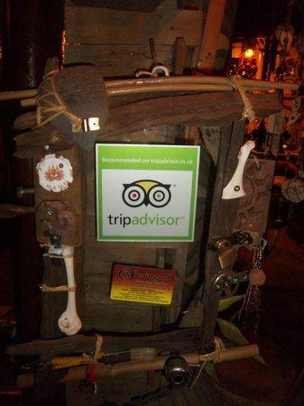 Kaingud Arts and Crafts : Tripadvisor sticker