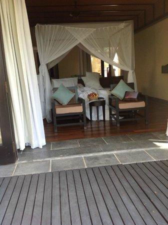 Anantara Mui Ne Resort:                   Pool Villa