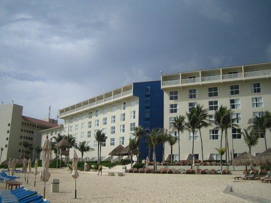 The Westin Resort & Spa Cancun:                   Westin depuis s aplage