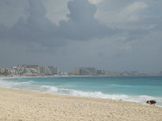 The Westin Resort & Spa Cancun:                   plage