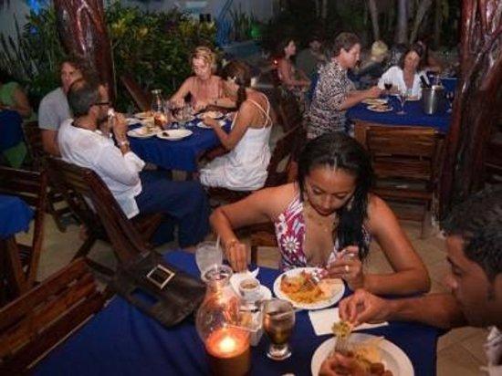 Blue Sky Restaurant Bild