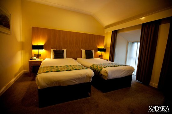 Skeffington Arms Hotel: Twin Room