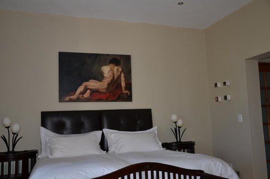Terra Bianca Guest House: chambre
