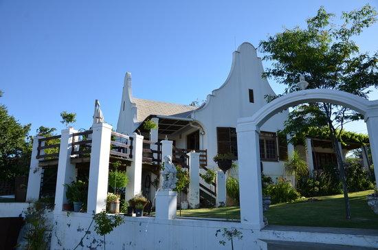 Terra Bianca Guest House: guest house