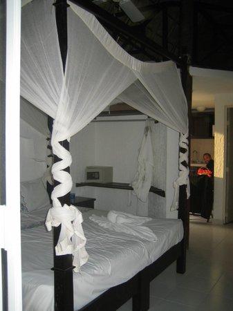 Hotel Labnah:                                     literie