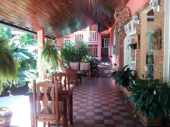 La Sorgente Hotel Posada : Pour se détendre ..