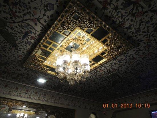 Umaid Mahal:                   Nice lights