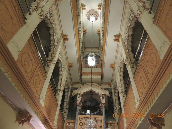 Umaid Mahal:                   Wow