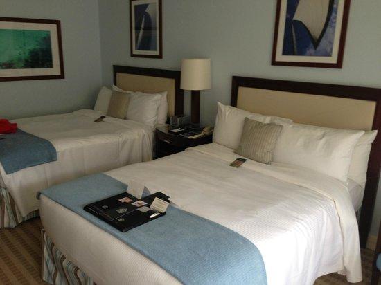 Fairmont Monte Carlo:                   chambre 3222