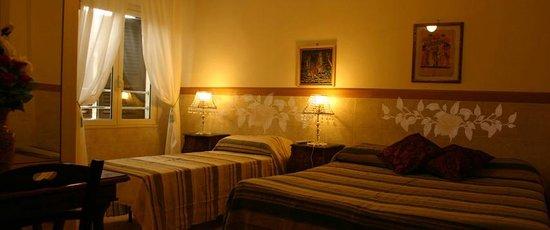 Hotel Palace Nardo: Triple Room