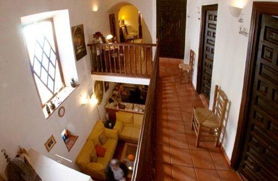 Hotel La Seguiriya: Espacio del Hotel