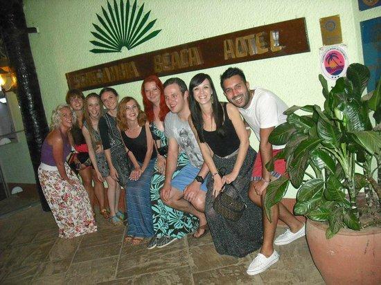 Senegambia Beach Hotel:                   Happy Customers