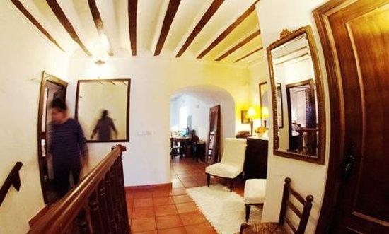 Hotel La Seguiriya : Espacio del Hotel