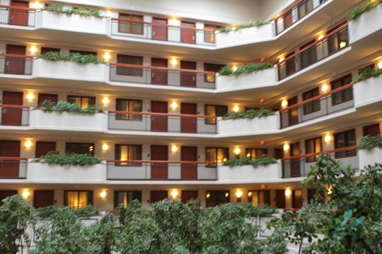 Emby Suites By Hilton Dallas Near The Galleria Hotel Inside