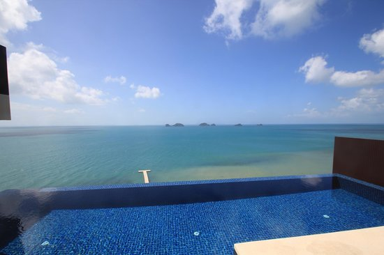 Conrad Koh Samui Resort & Spa:                   5 islands & gulf of thailand