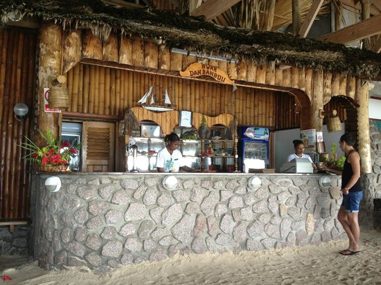 Chez Batista Villas Rustic Restaurant:                   Chez Batista Villas Restauran- Good Choice