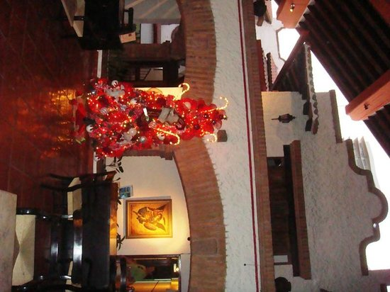 Hacienda Buenaventura Hotel Spa & Beach Club: lobby