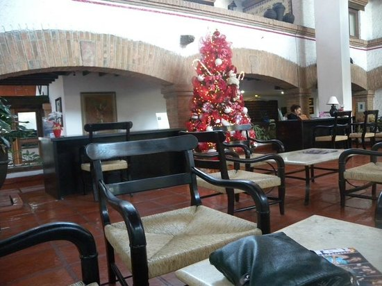 Hacienda Buenaventura Hotel & Mexican Charm All Inclusive: lobby