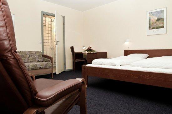 Wittrup Motel: Lux room