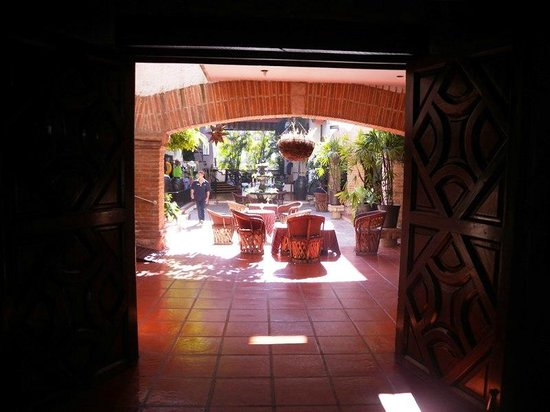 Hacienda Buenaventura Hotel & Mexican Charm All Inclusive: foyer