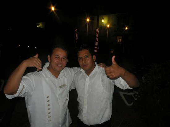 Hacienda Buenaventura Hotel & Mexican Charm All Inclusive: friendly staff