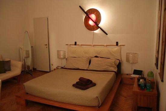 La Porta D'Oriente B&B:                   Chambre Zen