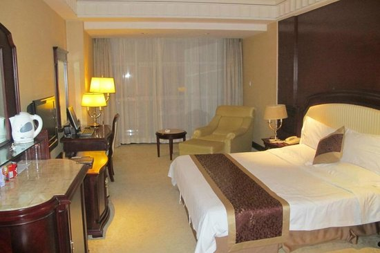 Huanghe Grand Hotel: Room