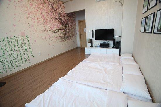 Terra Guesthouse: Ondol Room