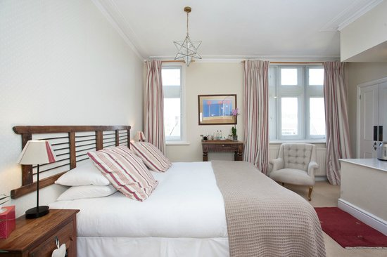 Abbey Rise Bed and Breakfast: large double/twin ensuite