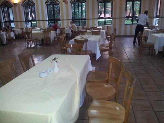 BelleVue Dominican Bay:                                                       Sala pranzo 2