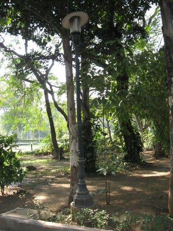 Garden in Aga Khan Palace-1