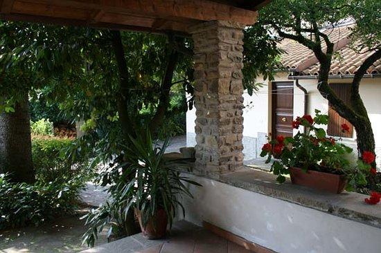 Casa Scheda: La veranda