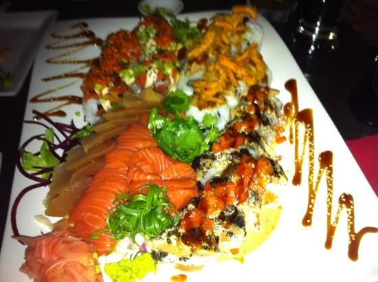 Firehouse Grill:                   Chef's Choice $50