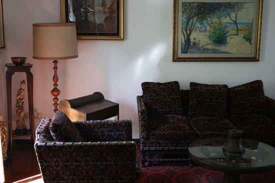 Casa Scheda: Appartamento Pina, il salotto