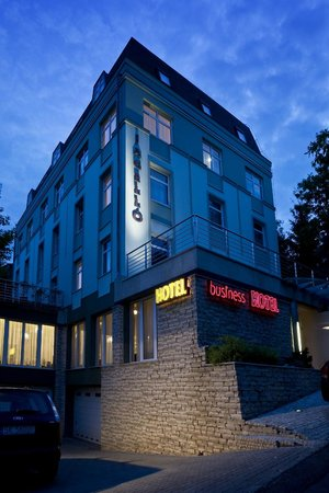 Jagello Business Hotel: Hotel