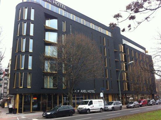 Axel Hotel Berlin Gay Review