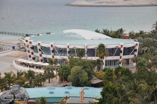Jumeirah Beach Hotel:                   Фитнесс центр