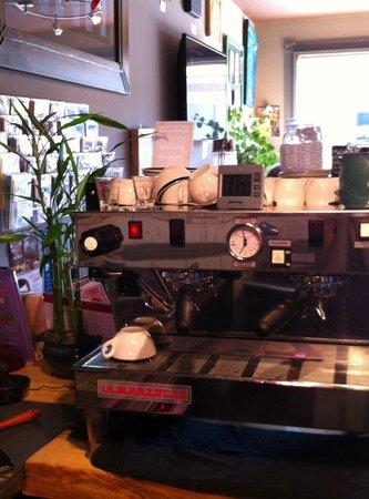 Sangha Bean: espresso