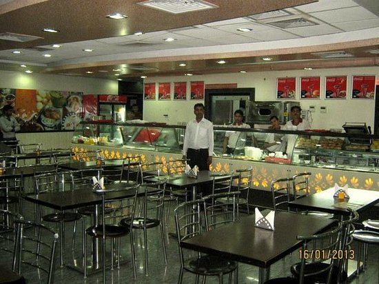 BMB: Food Court