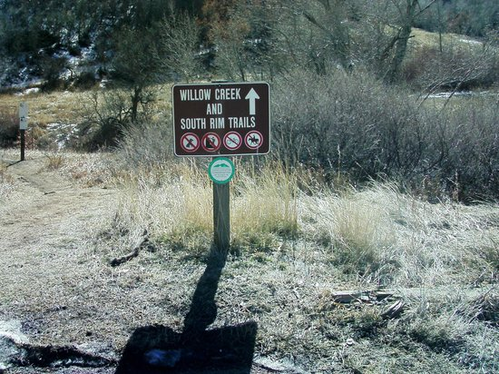 Roxborough State Park:                   Moderate to strenuous trail.