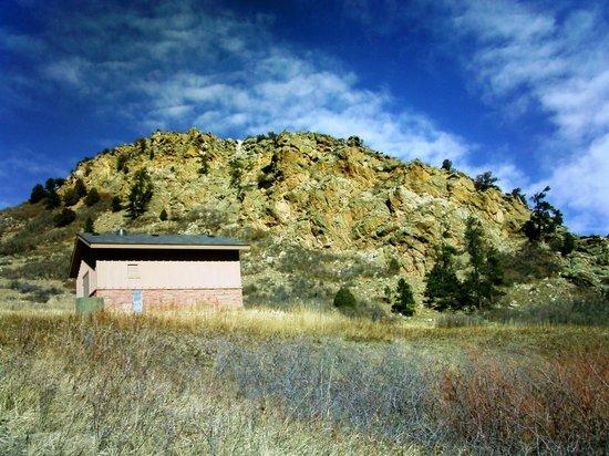 Roxborough State Park:                   Rocks.