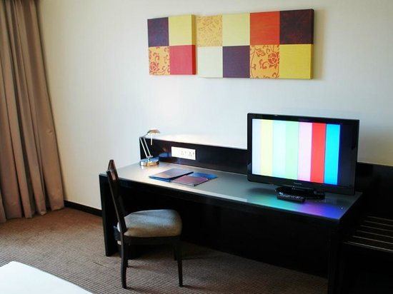 Hotel Novotel Kuala Lumpur City Centre:                   The room