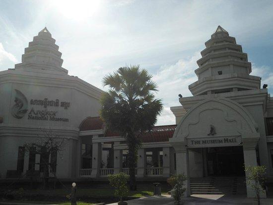 外観 - Picture of Angkor National Museum, Siem Reap ...