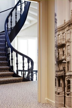 Saga Hotel Oslo: Elevator