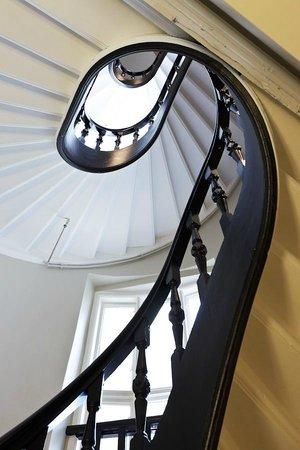 Saga Hotel Oslo: Stairs