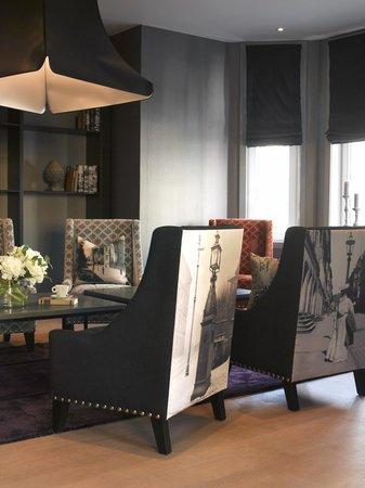 Saga Hotel Oslo: Lounge